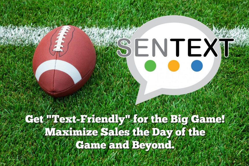 Text Marketing On the Big Game Day 2020